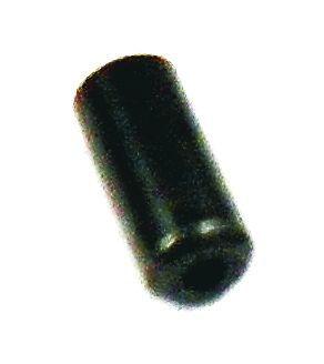 Amsler SRAM Anschlaghülsen Ø5mm Alu schwarz